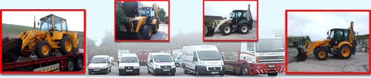 MP Crowley, Cork, New & Used Excavators, Sales, Service & Spares.