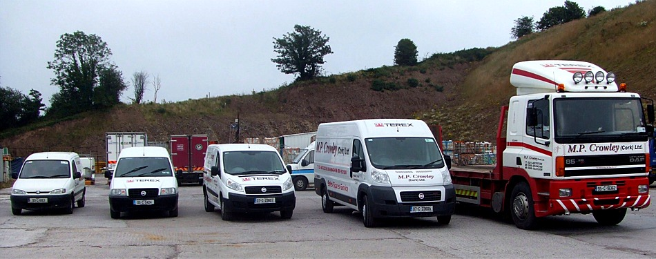 New & Used Diggers ...Sales, Service, Spares, Repairs... Nationwide delivery -  MP Crowley, Cork, Ireland