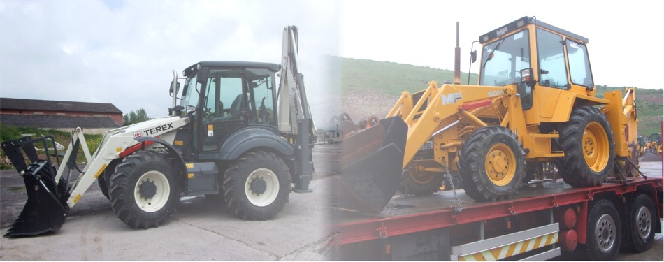 Terex Main Dealer  - Backhoes & Loaders - MP Crowley, Cork, Ireland
